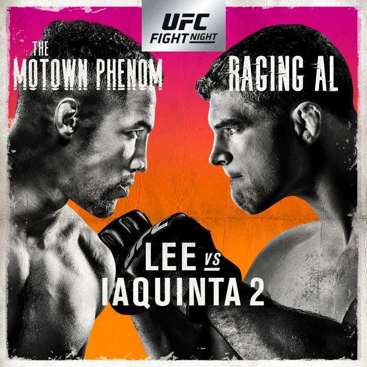 More Info for A Rematch Between Top Lightweight Contenders (#5) Kevin Lee and (#9) Al Iaquinta Headlines Inaugural UFC® Event at Fiserv Forum