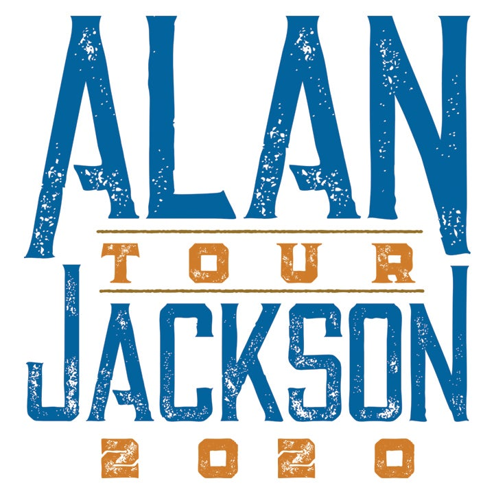 More Info for Rescheduled - Alan Jackson
