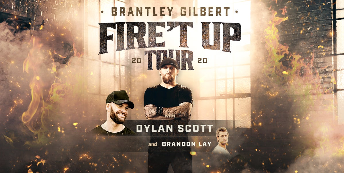 Brantley Gilbert Fiserv Forum