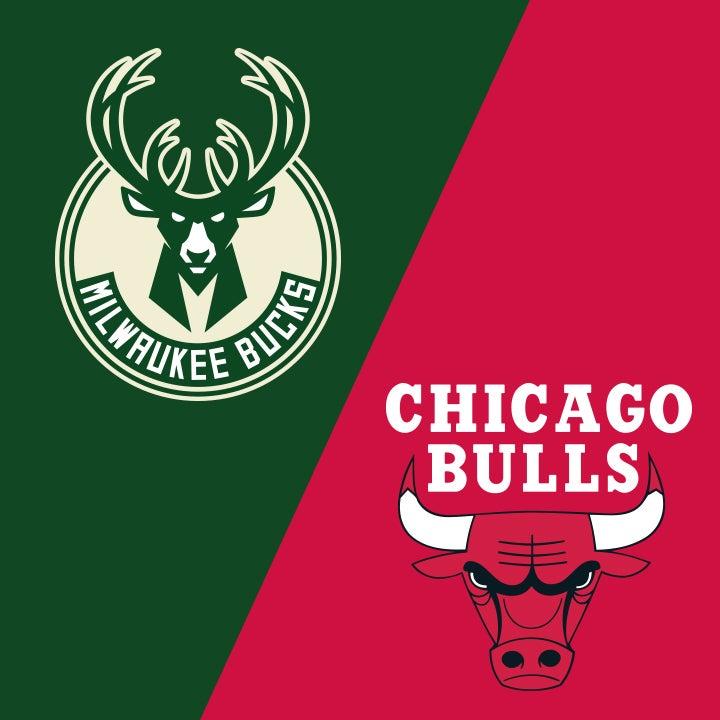 More Info for Milwaukee Bucks vs. Chicago Bulls