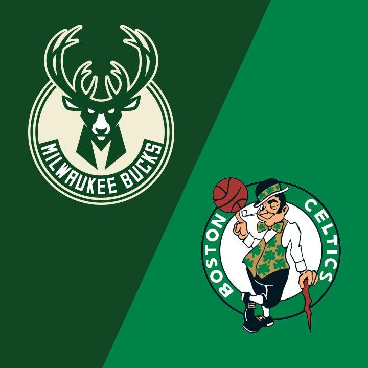 More Info for Milwaukee Bucks vs. Boston Celtics