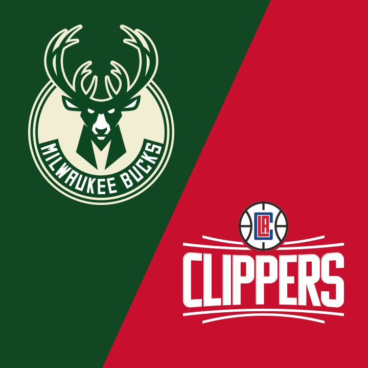 More Info for Milwaukee Bucks vs. Los Angeles Clippers