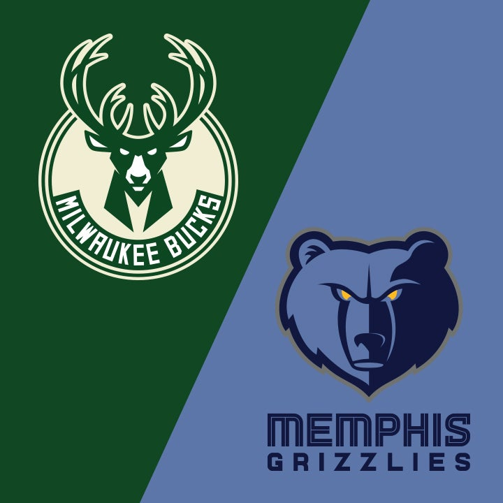 More Info for Milwaukee Bucks vs. Memphis Grizzlies