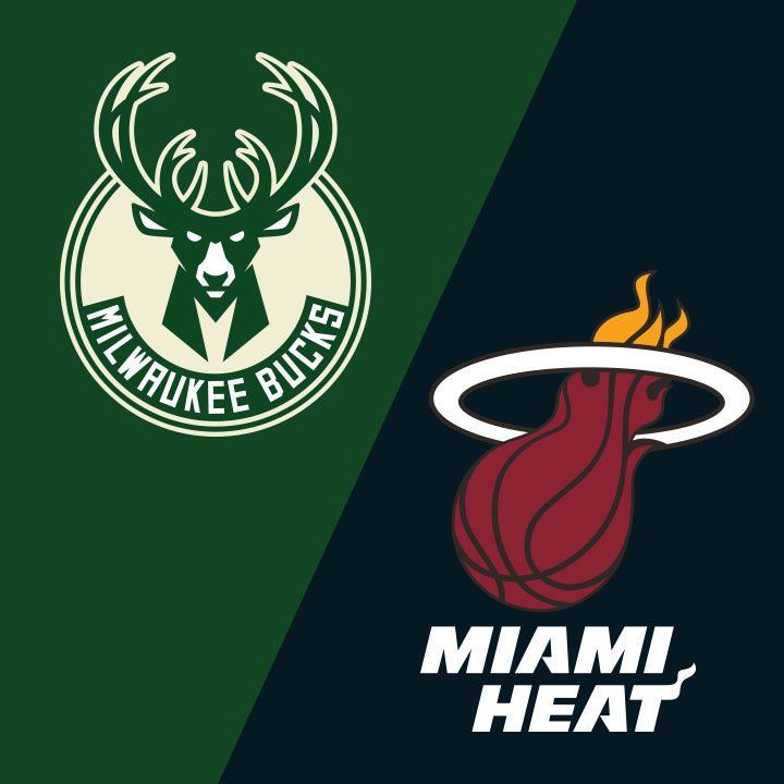 More Info for Milwaukee Bucks vs. Miami Heat