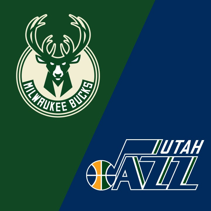 More Info for Milwaukee Bucks vs. Utah Jazz