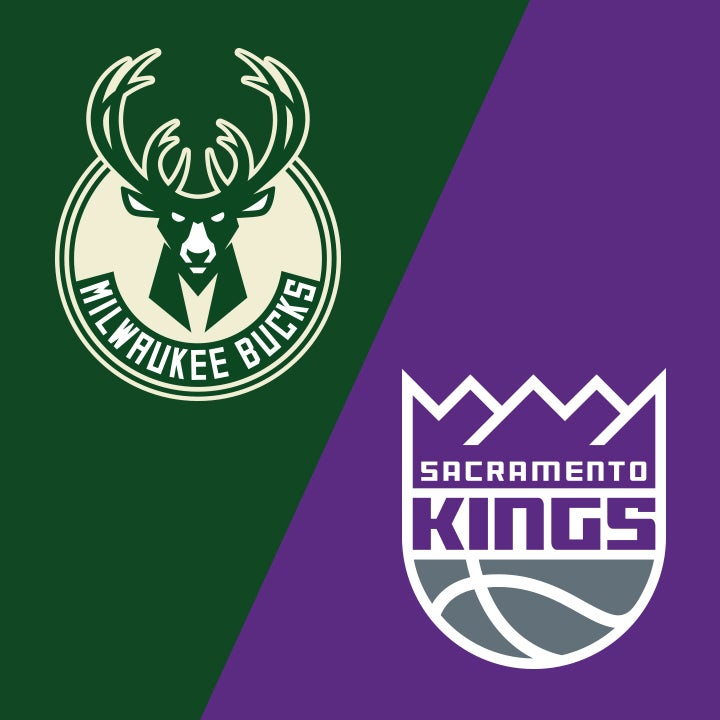 More Info for Milwaukee Bucks vs. Sacramento Kings