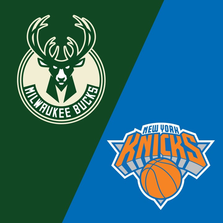 More Info for Milwaukee Bucks vs. New York Knicks