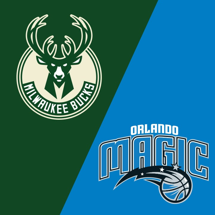More Info for Milwaukee Bucks vs. Orlando Magic