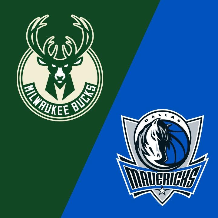 More Info for Milwaukee Bucks vs. Dallas Mavericks