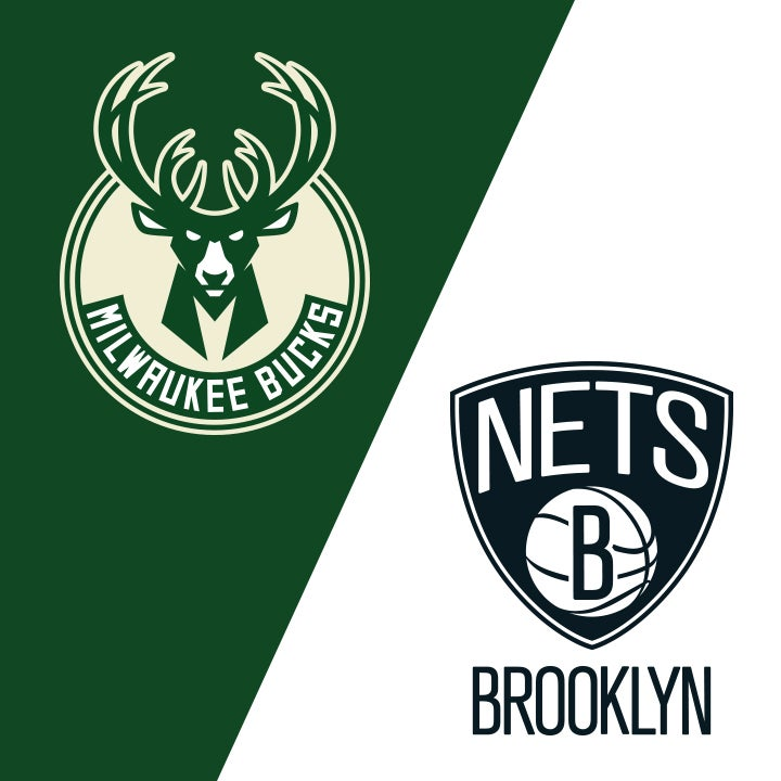 More Info for Milwaukee Bucks vs. Brooklyn Nets