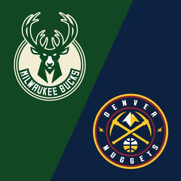 More Info for Milwaukee Bucks vs. Denver Nuggets