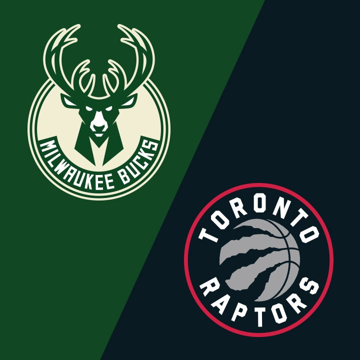 More Info for Milwaukee Bucks vs. Toronto Raptors