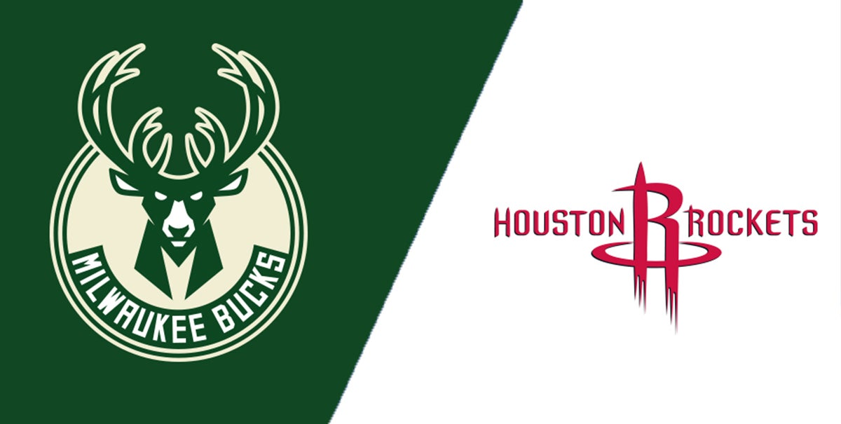 Image result for ROCKETS VS BUCKS LOGO