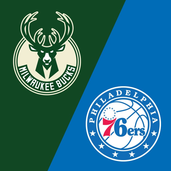 More Info for Milwaukee Bucks vs. Philadelphia 76ers
