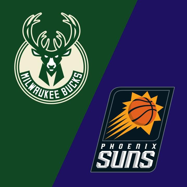 More Info for Milwaukee Bucks vs. Phoenix Suns