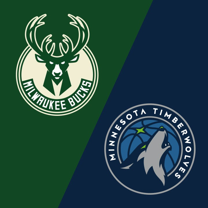 More Info for Milwaukee Bucks vs. Minnesota Timberwolves