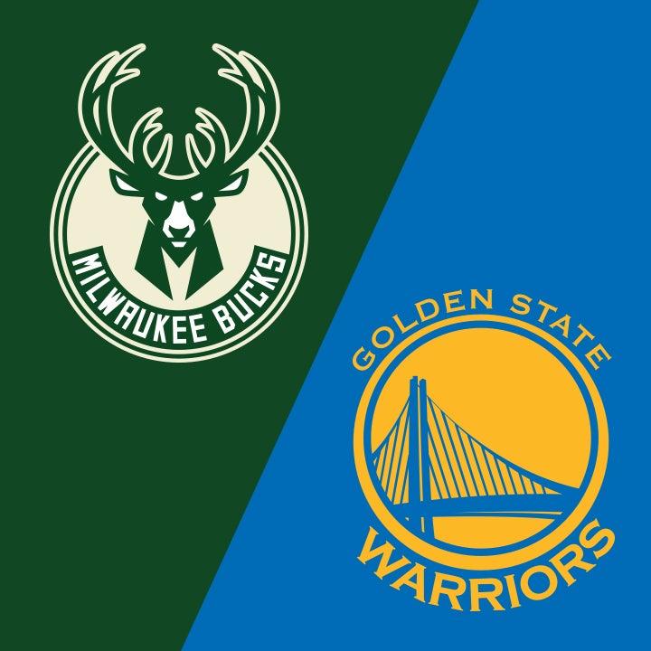 More Info for Milwaukee Bucks vs. Golden State Warriors