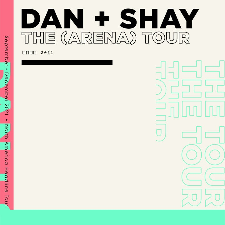 More Info for Rescheduled - Dan + Shay