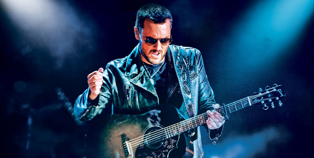 More Info for Eric Church to Perform at Fiserv Forum March 29 and 30