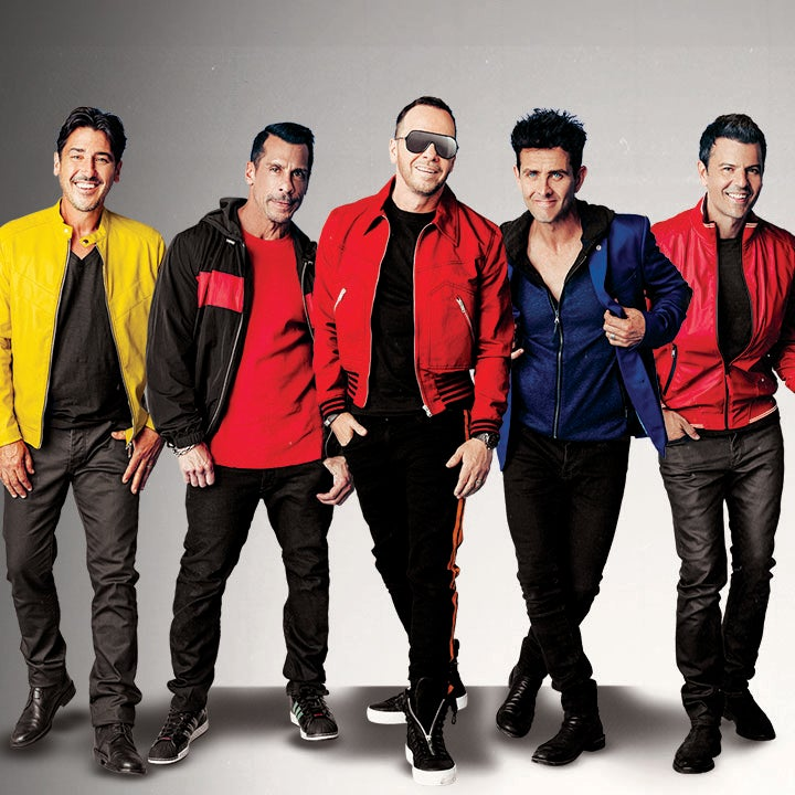 More Info for New Kids on the Block to Perform at Fiserv Forum on June 12, 2019