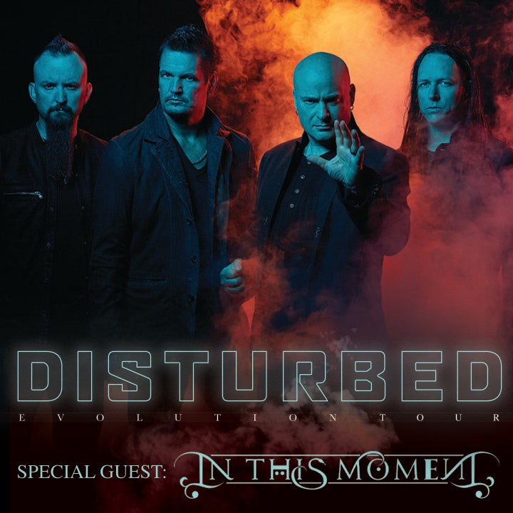 More Info for 102.9 The Hog Presents DISTURBED