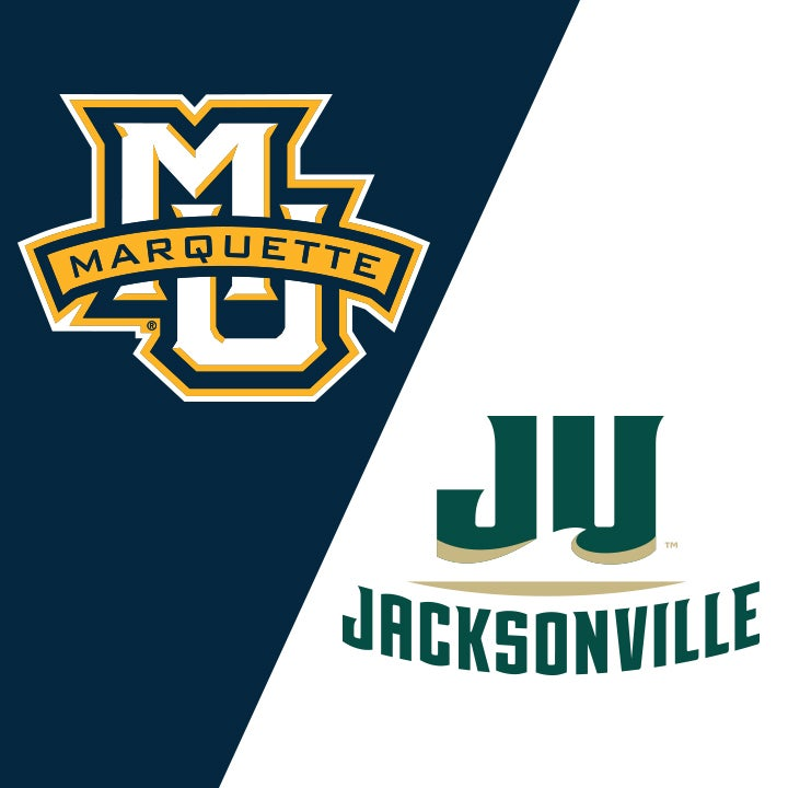 More Info for Marquette vs Jacksonville