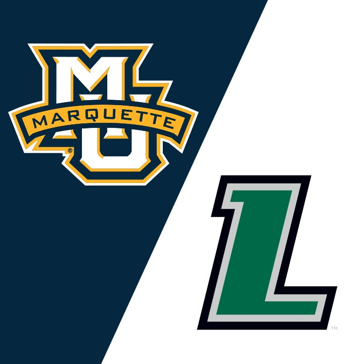 More Info for Marquette vs Loyola University Maryland
