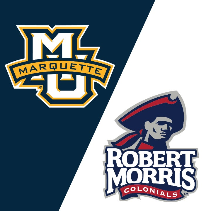 More Info for Marquette vs Robert Morris