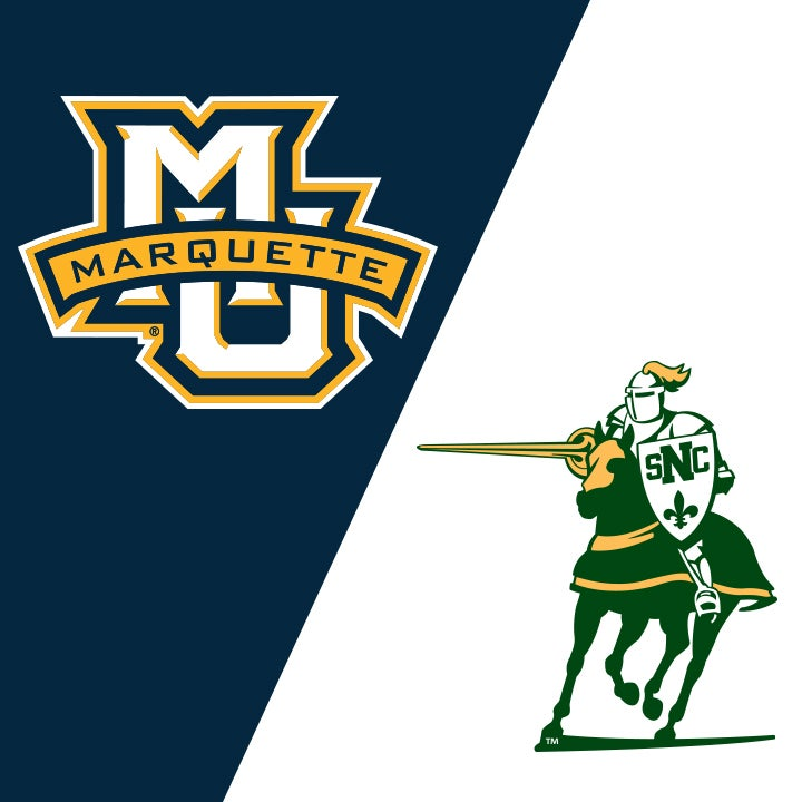 More Info for Marquette vs St. Norbert
