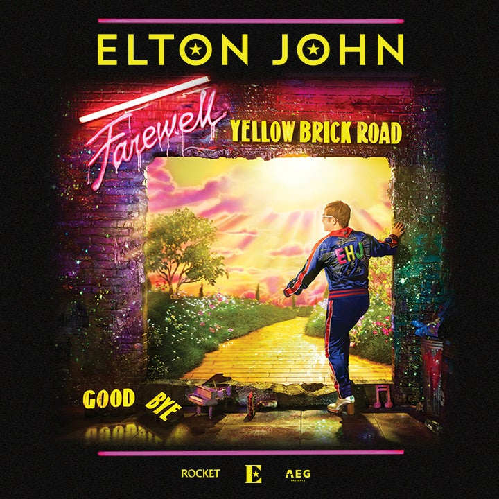 More Info for POSTPONED - Elton John