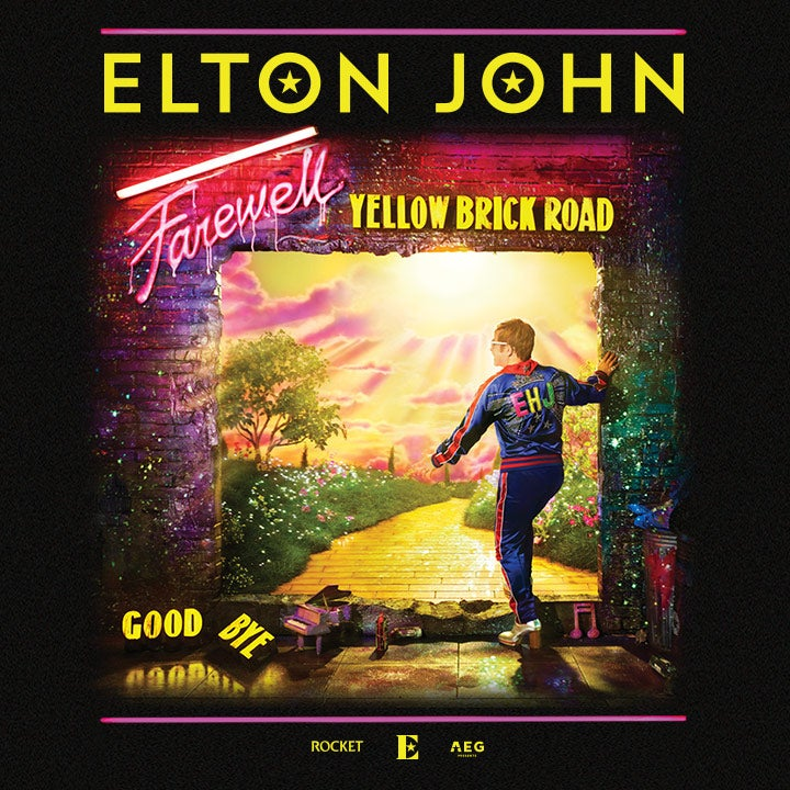 More Info for Rescheduled - Elton John