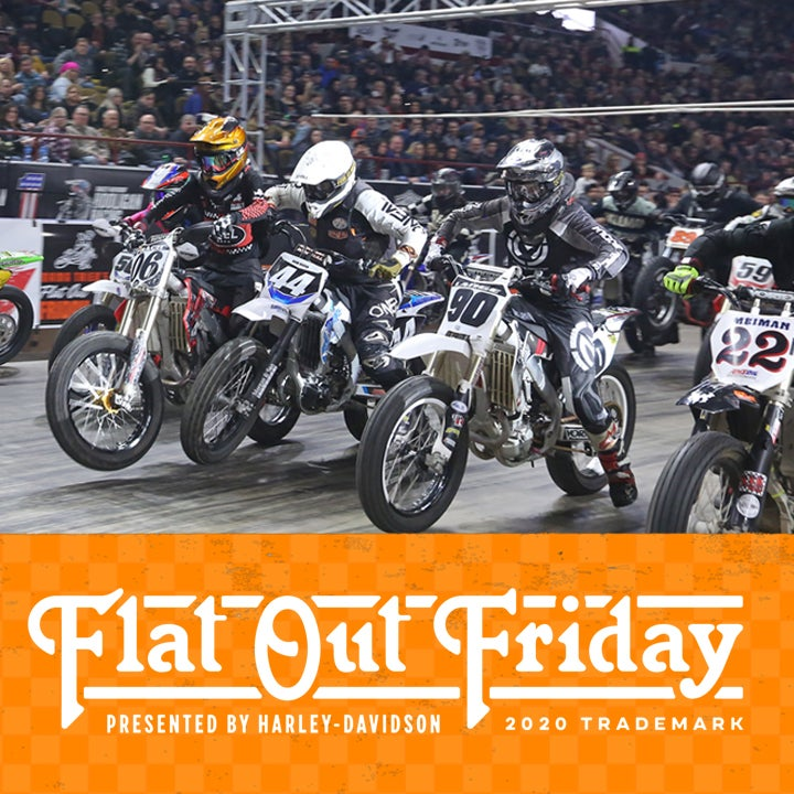 More Info for Flat Out Friday