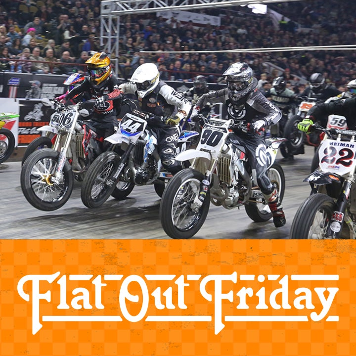 More Info for Rescheduled - Flat Out Friday