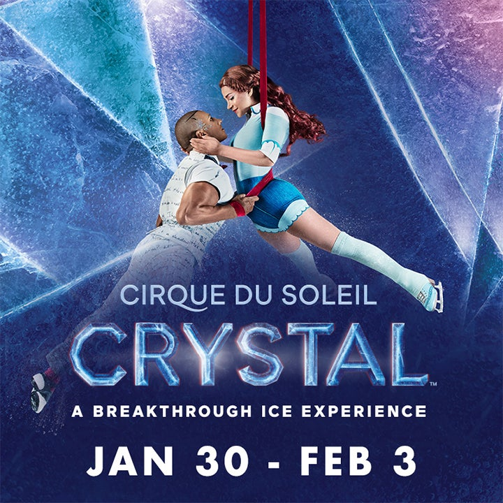 More Info for Cirque du Soleil brings its first ice show, CRYSTAL, to Milwaukee Fiserv Forum