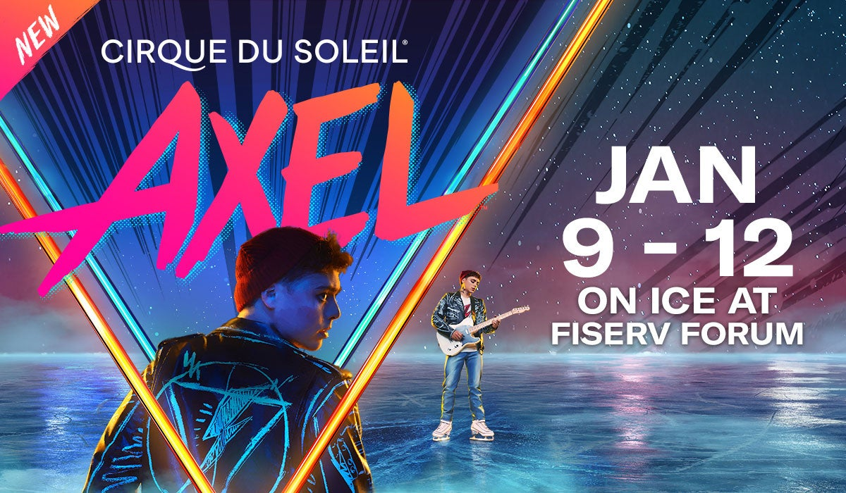 More Info for Cirque du Soleil AXEL