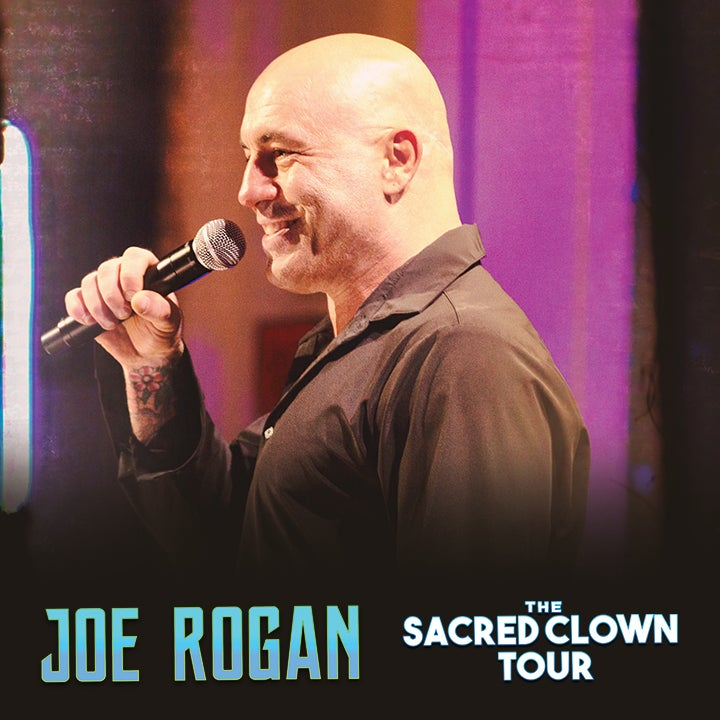 More Info for Rescheduled - Joe Rogan