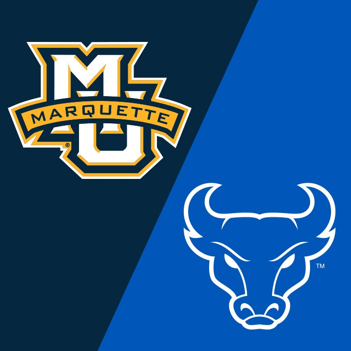 More Info for Marquette University vs Buffalo