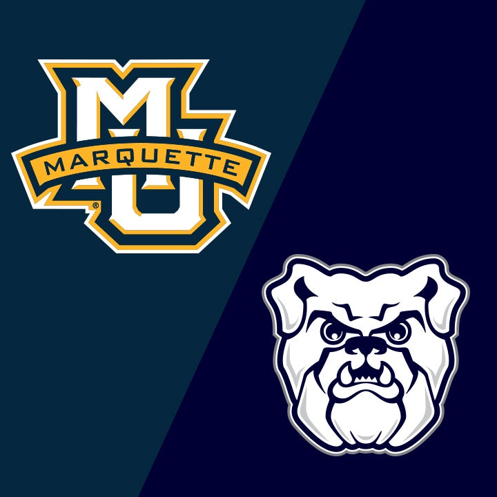 More Info for Marquette University vs Butler University