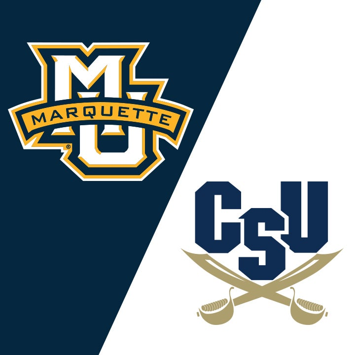 More Info for Marquette University vs Charleston Southern University