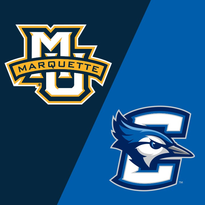 More Info for Marquette University vs Creighton University
