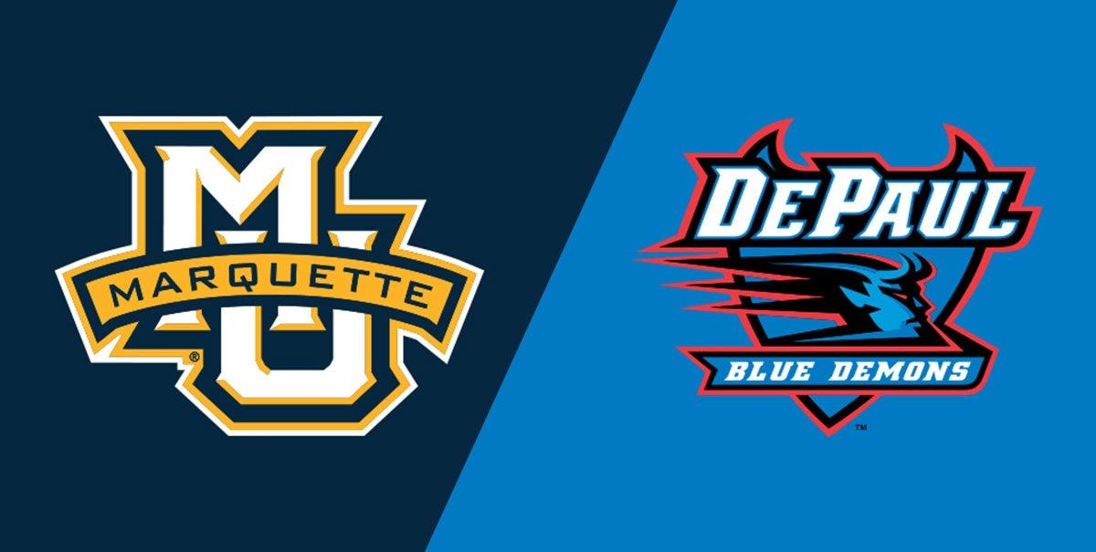 Marquette University vs DePaul University   Fiserv Forum