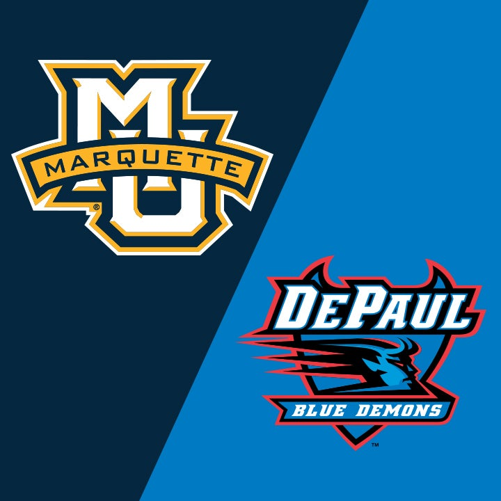 More Info for Marquette University vs DePaul University