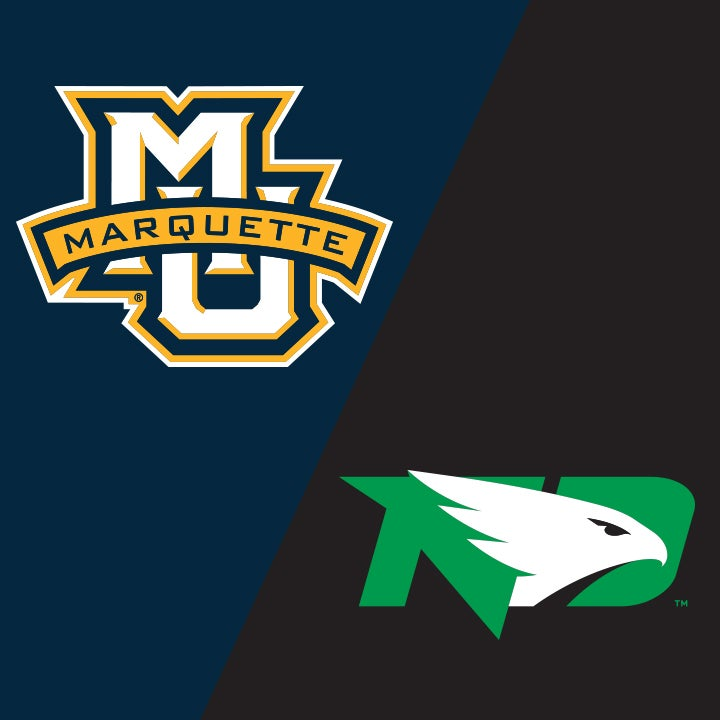 More Info for Marquette University vs University of North Dakota