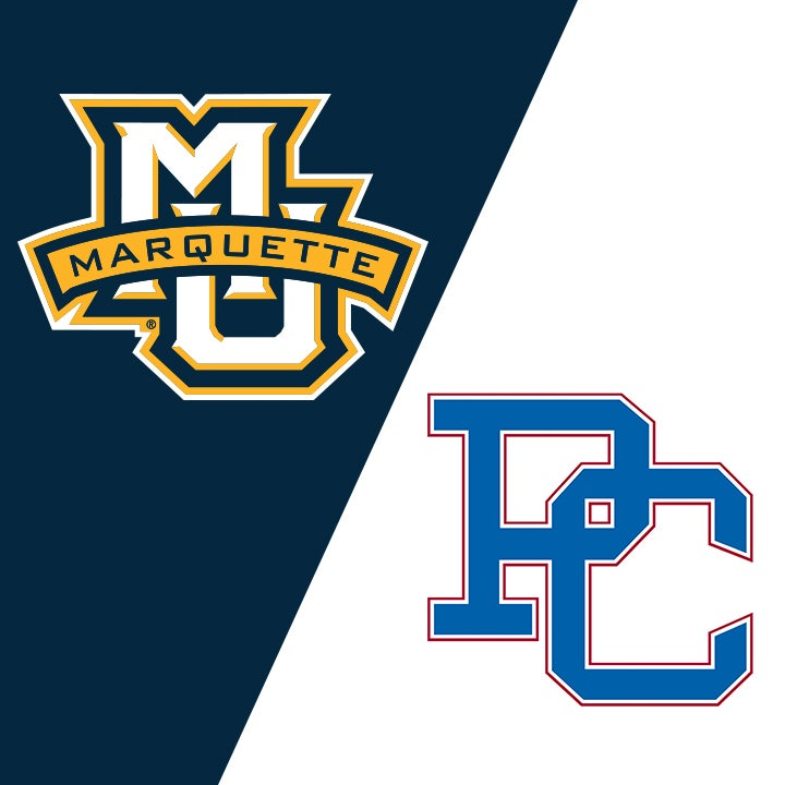 More Info for Marquette University vs Presbyterian College