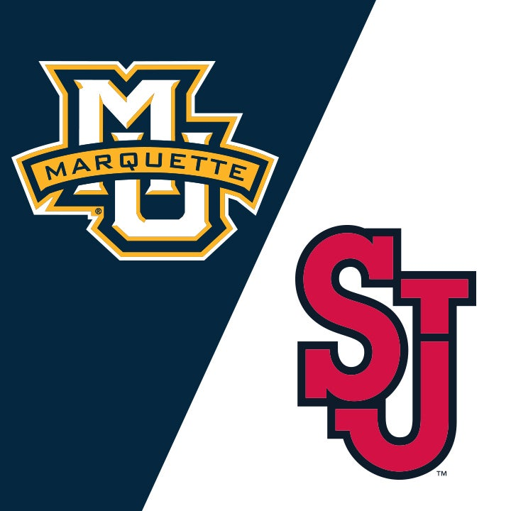 More Info for Marquette University vs St. John's University