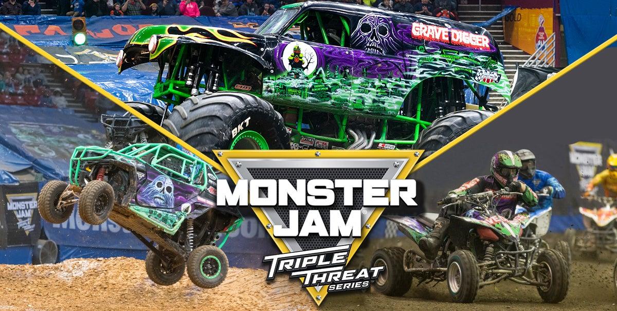 Monster Truck Show 2020.Monster Jam Fiserv Forum