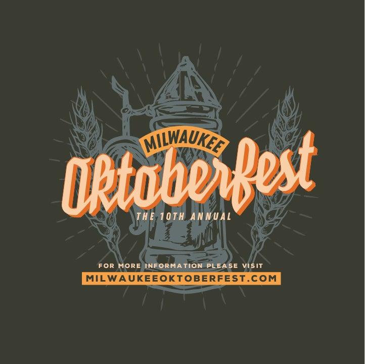 More Info for Oktoberfest