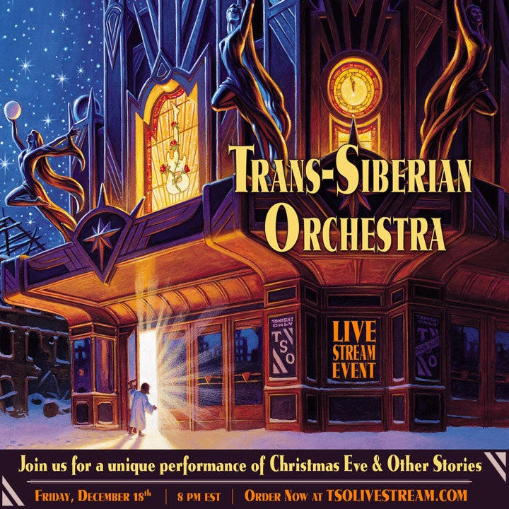 More Info for Trans-Siberian Orchestra Live Stream