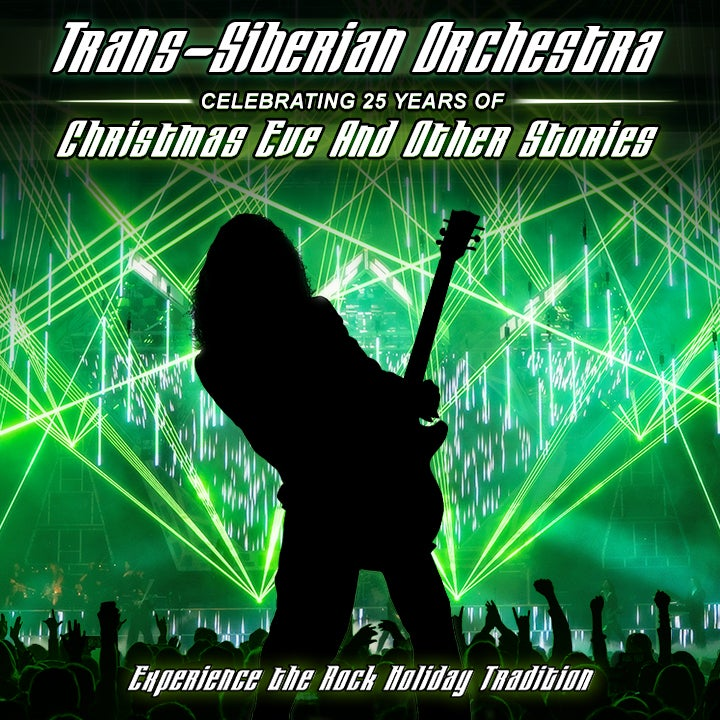 More Info for Trans-Siberian Orchestra Winter Tour 2021
