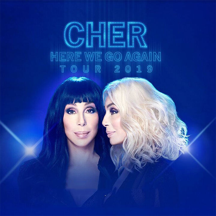 More Info for Cher to Perform at Fiserv Forum on May 12, 2019